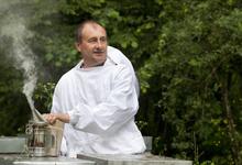Frédéric PERCHAT, apiculteur