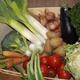 Le panier famillial de légumes des Jardins Bio des Monts de Gy, entre 4.5 et 5 kg