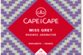 Cape and Cape- Miss grey- Rooibos - aromatisé - infusette - sachet individuel