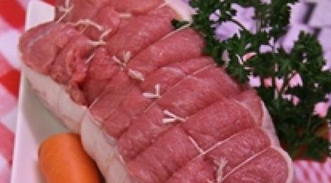 Rôti de veau épaule sans os