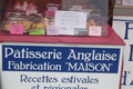 Pâtisserie anglaise, Sally OFFORD