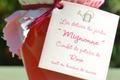 """""""Mignonne"""", confit de pétales de rose"""