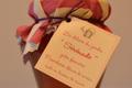 """""""Sérénade"""", gelée de framboise aux fleurs de sureau"""