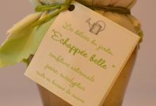 """""""Echappée belle"""", confiture de poire à l'eucalyptus"""