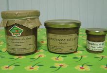 Confiture de lait au Calvados