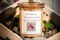 rillette de LIEU JAUNE FUMé à L'ANDOUILLE DE VIRE
