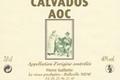 Le Calvados AOC