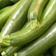 Courgettes Vertes Bio