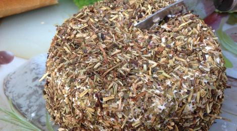 Fromage de Chèvre Frais Herbes de Provence