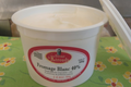Fromage blanc 40%MG au lait cru