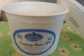 Fromage blanc, 20%MG au lait cru