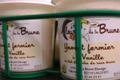 Panier de 4 yaourts brassés à la vanille