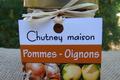 Chutney pomme-oignon