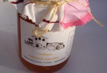 Confiture de pastèque- avec agrumes : Orange-citron-pamplemousse