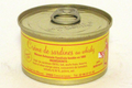 Crème de Sardines au whisky