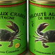 Lot de 2 Veloutés aux Crabes