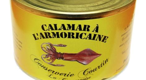 Calamar à l'armoricaine