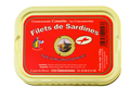 lot de 3 boites de filets de sardines au piment