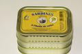 Sardines millésimées à l'huile de colza