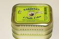 Sardines millésimées à l'huile d'Olive
