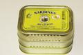 Sardines millésimées à l'huile d'Olive et au Citron