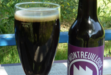 La Montreuilloise, la brune