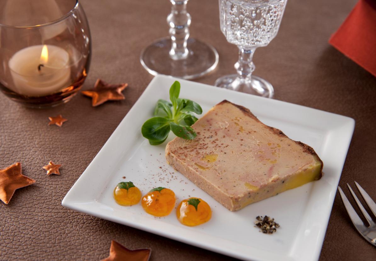 recette terrine vichy celestins de foie gras mi cuit aux. Black Bedroom Furniture Sets. Home Design Ideas