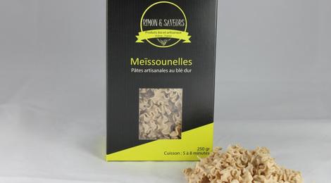 Meïssounelles Pâtes au Blé Dur Dentelles