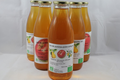 Pur jus de Fruits Bio. carton de 6 bouteilles