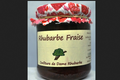 Confiture Rhubarbe Fraise