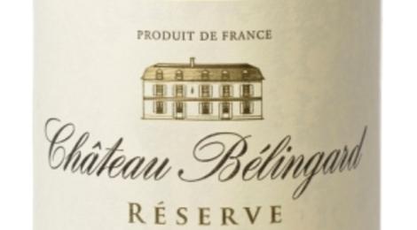 AOC Monbazillac 2011 - Château Belingard Reserve 50 cl