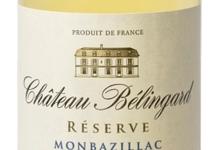 AOC Monbazillac 2011 - Château Belingard Reserve 75 cl