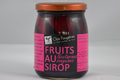 Nectarines Sanguines au Sirop