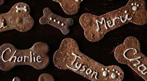 Biscuits pour chiens personnalisés BIO