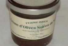 """Crème d'olives """"Affinade"""""""