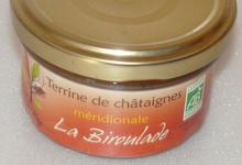 Biroulade Châtaignes méridionale