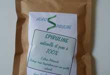 Spiruline (brindilles) en sachet