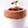 SOUFFLÉ CHAUD AU CHOCOLAT GUANAJA Crème de Bresse À LA VANILLE BOURBON