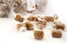 Bonbons mous caramel au beurre sale