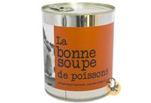 Soupe de poissons 790 grammes atelier du cuisinier