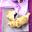 Croissants avec Confiture de  Pommes et Myrtilles