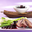 Poitrine de Canard Marinée  avec Sauce aux Myrtilles