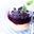Crème de Semoule aux Myrtilles