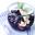 Riz au lait avec compote de myrtilles sauvages