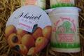 Yaourts à l'abricot