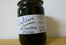 Confiture - Bouillon d'orties