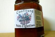 Confiture - Baies d'Eglantines