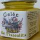 Gelée - Fleurs de Pissenlits