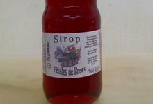 Sirop - Pétales de Roses
