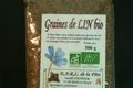 Graines de LIN bio